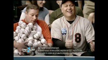 One A Day Men's TV Spot, 'Baseball' Featuring Cal Ripken - Thumbnail 8