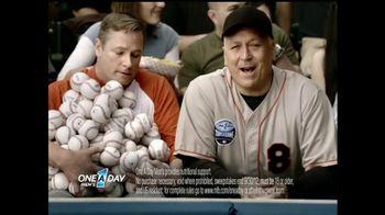 One A Day Men's TV Spot, 'Baseball' Featuring Cal Ripken - Thumbnail 9