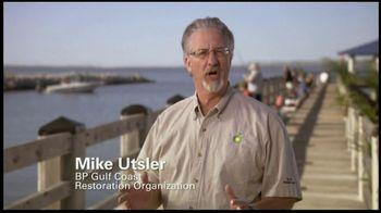 British Petrolium (BP) TV Spot For BP Gulf Coast Featuring Mike Utsler - Thumbnail 4