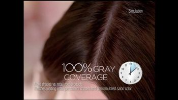 Clairol TV Spot For Root Touch-Up With Liz