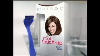 Clairol TV Spot For Root Touch-Up With Liz - Thumbnail 7