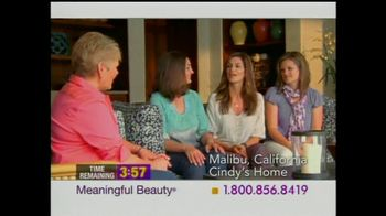 Meaningful Beauty TV Spot For Cosmetics Featuring Cindy Crawford