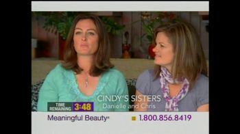 Meaningful Beauty TV Spot For Cosmetics Featuring Cindy Crawford - Thumbnail 3