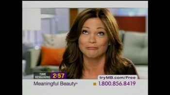 Meaningful Beauty TV Spot For Cosmetics Featuring Cindy Crawford - Thumbnail 6