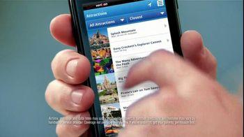 Disney Parks & Resorts TV Spot For Disney Mobile Magic Featuring Prince Cha - Thumbnail 8
