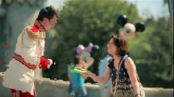 Disney Parks & Resorts TV Spot For Disney Mobile Magic Featuring Prince Cha - Thumbnail 6