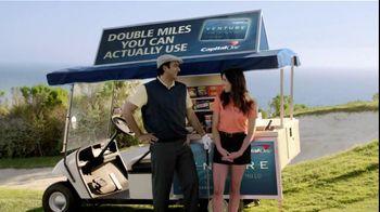 Capital One Venture TV Spot, 'Golf Getaway' Featuring Alec Baldwin - Thumbnail 7