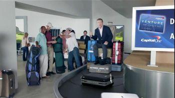 Capital One Venture TV Spot, 'Golf Getaway' Featuring Alec Baldwin - Thumbnail 1