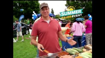 2012 Ford Fusion TV Spot, 'Summer Sales Event' Featuring Mike Rowe - Thumbnail 1