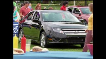 2012 Ford Fusion TV Spot, 'Summer Sales Event' Featuring Mike Rowe - Thumbnail 2