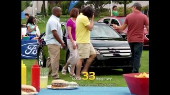 2012 Ford Fusion TV Spot, 'Summer Sales Event' Featuring Mike Rowe - Thumbnail 3