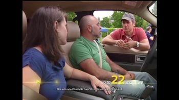 2012 Ford Fusion TV Spot, 'Summer Sales Event' Featuring Mike Rowe - Thumbnail 6