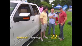 2012 Ford Fusion TV Spot, 'Summer Sales Event' Featuring Mike Rowe - Thumbnail 7