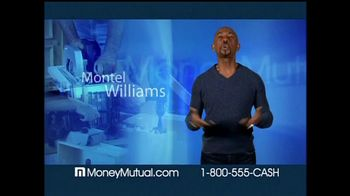 Money Mutual TV Spot For Using Tools Featuring Montell Williams - Thumbnail 1