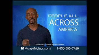 Money Mutual TV Spot For Using Tools Featuring Montell Williams - Thumbnail 3