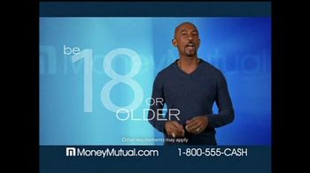 Money Mutual TV Spot For Using Tools Featuring Montell Williams