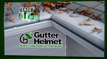 Gutter Helmet TV Spot For Never Clean Gutters Again - Thumbnail 1