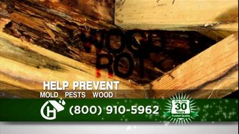 Gutter Helmet TV Spot For Never Clean Gutters Again - Thumbnail 3