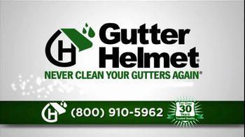Gutter Helmet TV Spot For Never Clean Gutters Again - Thumbnail 8