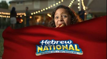 Hebrew National TV Spot For All Natural, Kosher Hot Dogs