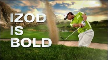Izod TV Spot For Izod IZ Color Featuring Kevin Na - Thumbnail 3