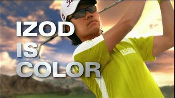 Izod TV Spot For Izod IZ Color Featuring Kevin Na - Thumbnail 5