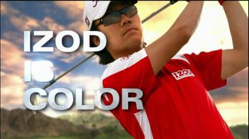 Izod TV Spot For Izod IZ Color Featuring Kevin Na - 6 commercial airings