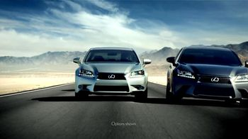 Lexus Golden Opportunity Sales Event TV Spot, 'Performance Line' - Thumbnail 3