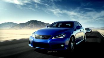 Lexus Golden Opportunity Sales Event TV Spot, 'Performance Line' - Thumbnail 4