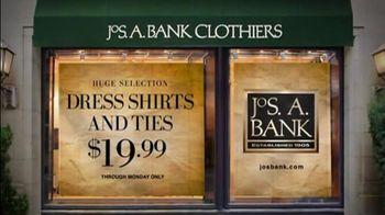 JoS. A. Bank TV Spot For Dress Shirts And Ties - Thumbnail 9