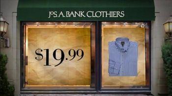 JoS. A. Bank TV Spot For Dress Shirts And Ties - Thumbnail 1