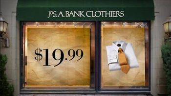 JoS. A. Bank TV Spot For Dress Shirts And Ties - Thumbnail 2