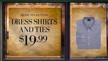 JoS. A. Bank TV Spot For Dress Shirts And Ties - Thumbnail 7