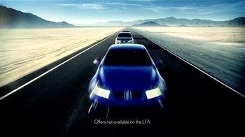 Lexus TV Spot, 'Performance Line Golden Opportunity' - 150 commercial airings