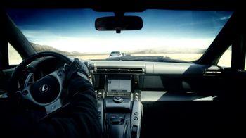 Lexus TV Spot, 'Performance Line Golden Opportunity' - Thumbnail 4
