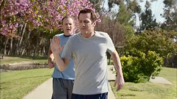 Gold Bond Friction Defense TV Spot, 'Jog' Featuring Jimmy Bond - 73 commercial airings