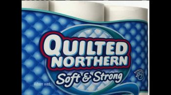Quilted Northern TV Spot, 'Getting Real' - Thumbnail 4