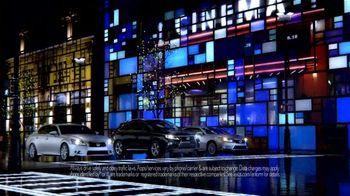 Lexus TV Spot For 2013 Lexus GS, RX and ES - 149 commercial airings
