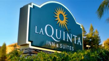 LaQuinta Inns and Suites TV Spot, 'Tip-Top Shape' - Thumbnail 1