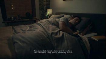 Lunesta TV Spot, 'Sleepness Nights' - Thumbnail 3