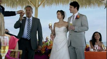 Capital One Venture TV Spot, 'Bridesmaid' Featuring Alec Baldwin - Thumbnail 5