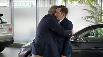 BMW TV Spot For Ultimate Service Father-In-Law Hug - 20 commercial airings
