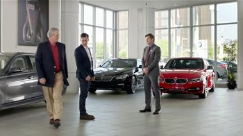 BMW TV Spot For Ultimate Service Father-In-Law Hug - Thumbnail 5