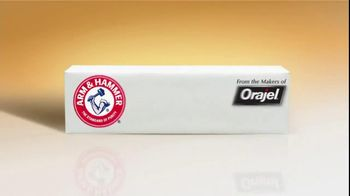 Arm and Hammer Sensitive Whitening TV Spot, 'Then and Now' - Thumbnail 2