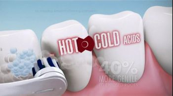 Arm and Hammer Sensitive Whitening TV Spot, 'Then and Now' - Thumbnail 5