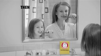 Arm and Hammer Sensitive Whitening TV Spot, 'Then and Now'