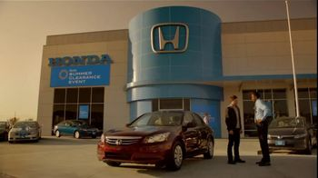 Honda Summer Clearance Event TV Spot, 'Movie Credits' Song by Judas Priest