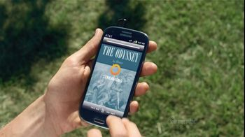 AT&T TV Spot, 'The Odyssey' - Thumbnail 1