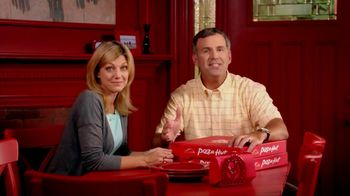 Pizza Hut TV Spot For $10 Any Pizza - 318 commercial airings