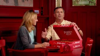 Pizza Hut TV Spot For $10 Any Pizza - Thumbnail 2